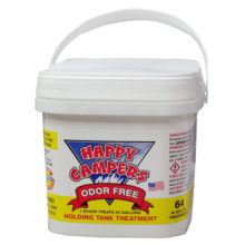Happy Campers RV Holding Tank Treatment – 64 treatments